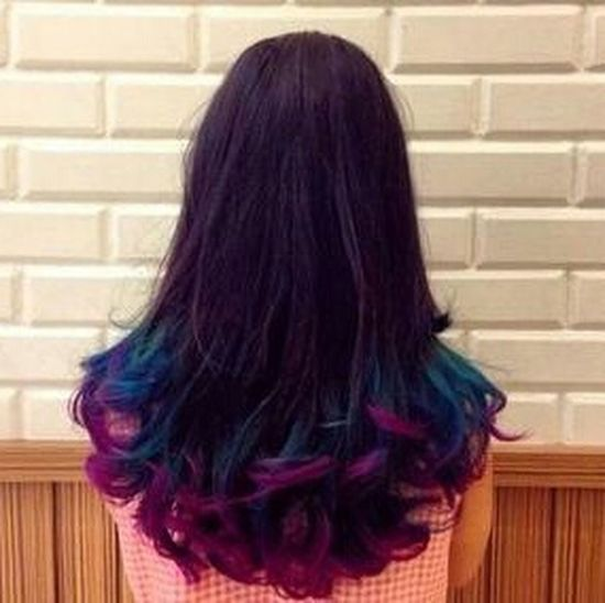 Hi💁 Newhaircolor Newhairstyle newhair Ombre Hair ombre Like4like like Follow4follow follo LatePost. latepost NoJudge Ootd. Thankyu ❤
