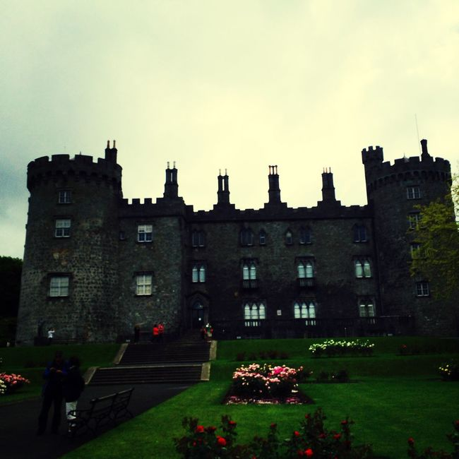 Being here made me feel like I was in a fairytale... ❤️ Kilkenny Ireland Travel Beautiful