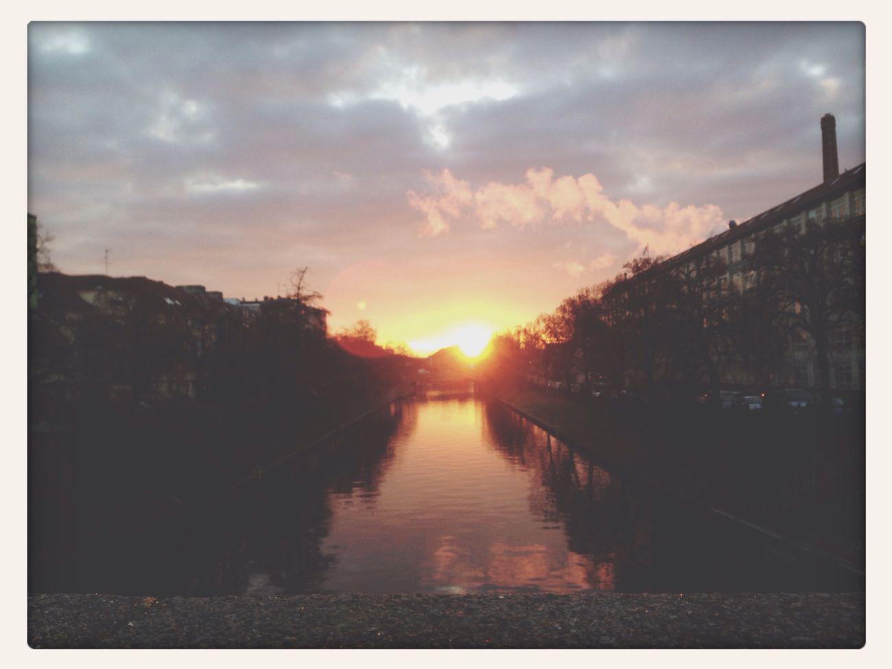 Sunrise Winter Leider Geil ! View