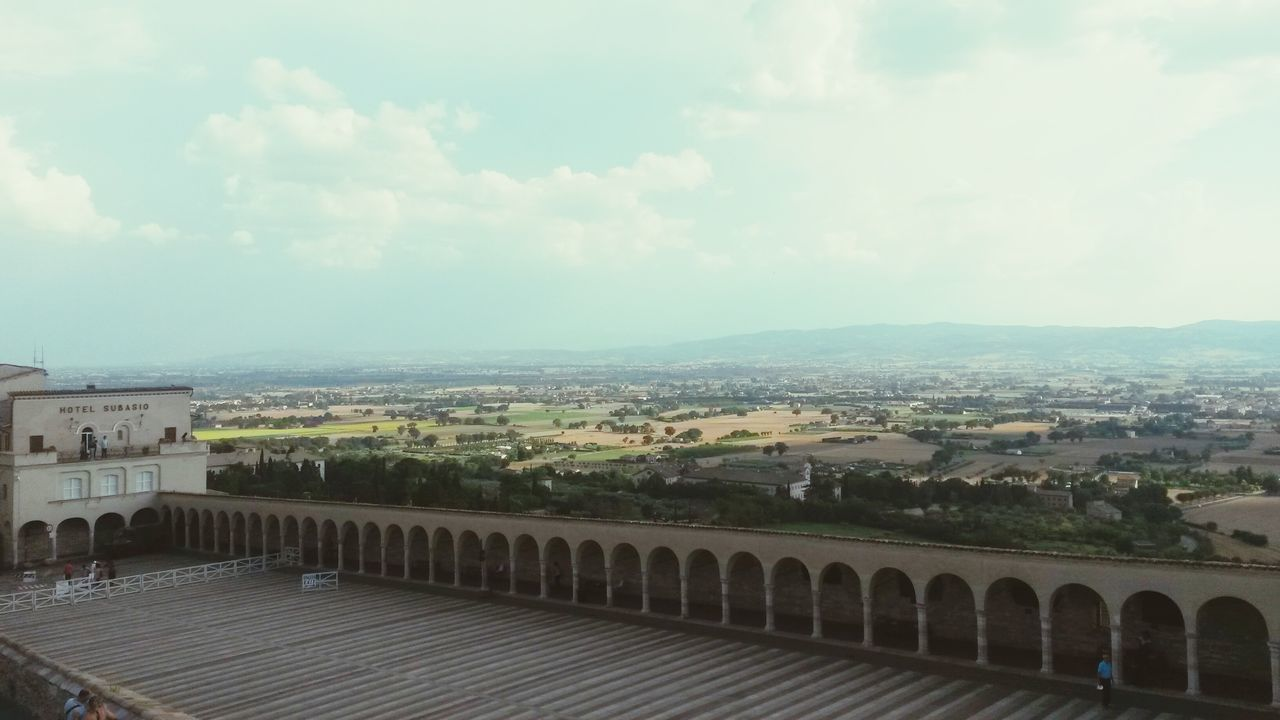 Assisi Italy Urban Skyline OutdoorsCity Architecture Italianstyle Cityscape Travel Destinations Beautiful No People Travelling MyWorldInPictures Art Landscape Travel Photography