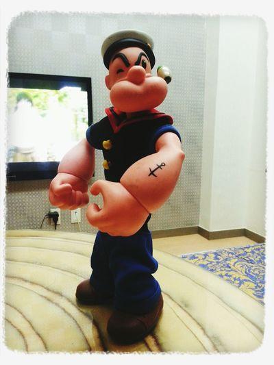 Memories of Popeye....