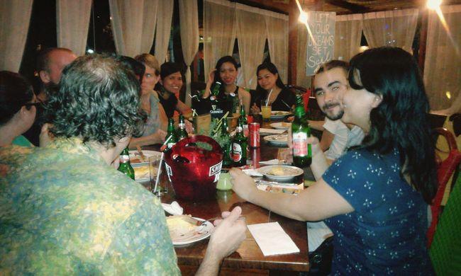 Internations Gathering