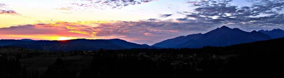 Hello World Tatry Bukovina Love❤ Mountain Enjoying The Sun East