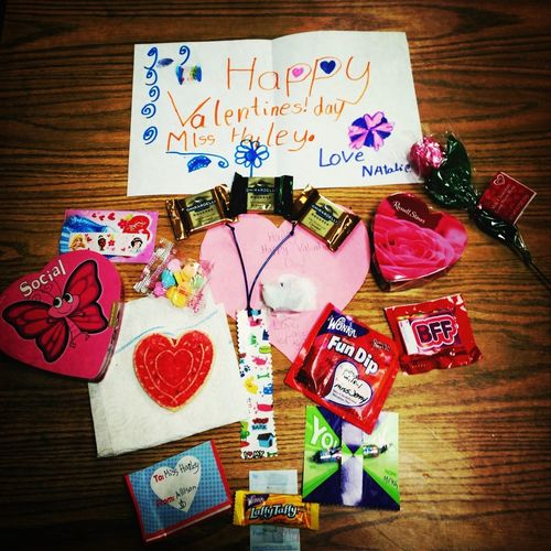 Valentines From My Cuties