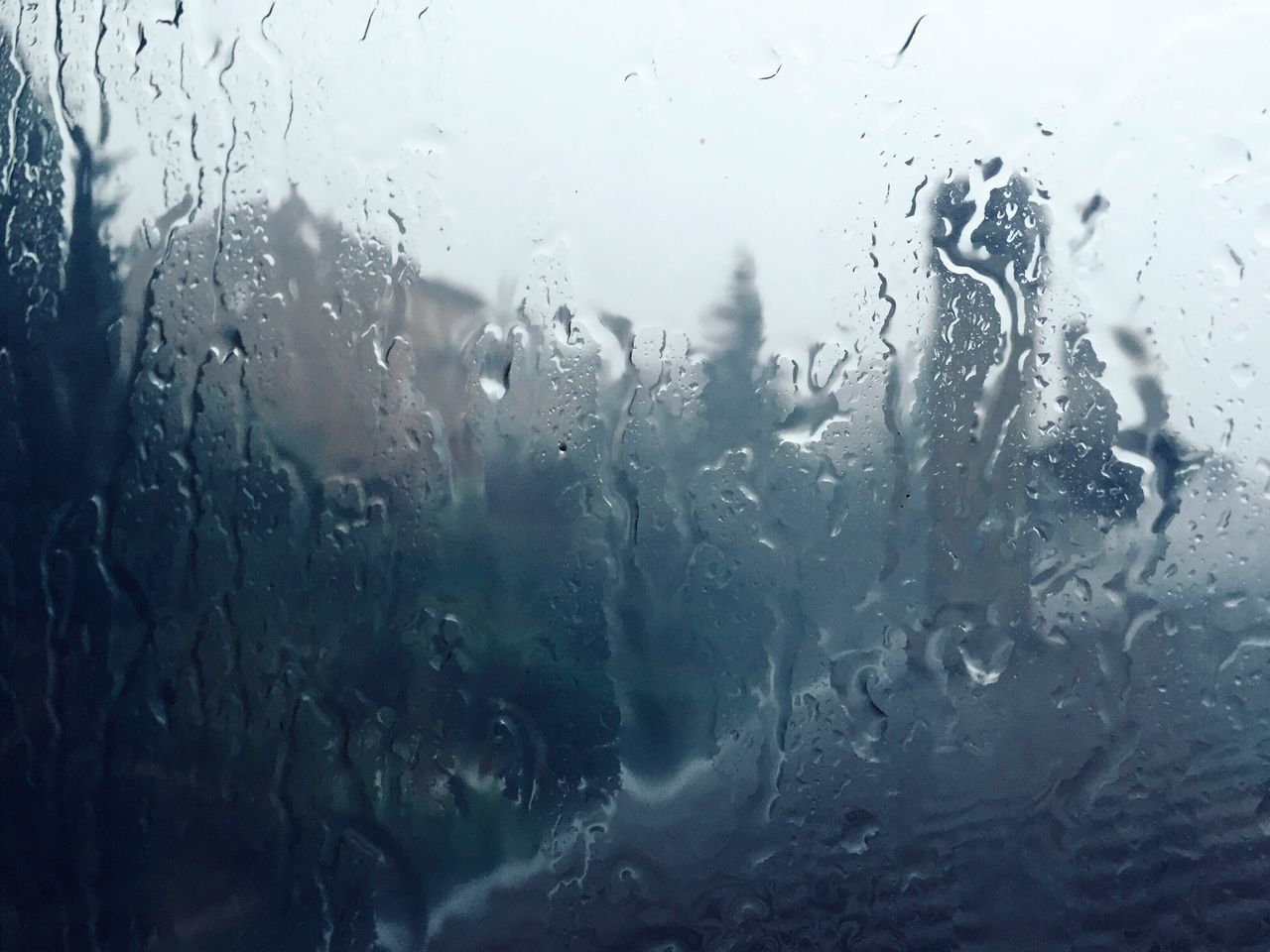 INAUDIBLE WHITE, UNSPOKEN AS A CLOUD; WHILE FROM THE SILENCE, A THIRST OF BREATH [series] by Claudia Ioan Rain Water Weather Window No People Transparent Drop Close-up Day Iphone6 Mobile Photography VSCO IPhoneography Glass Perugia