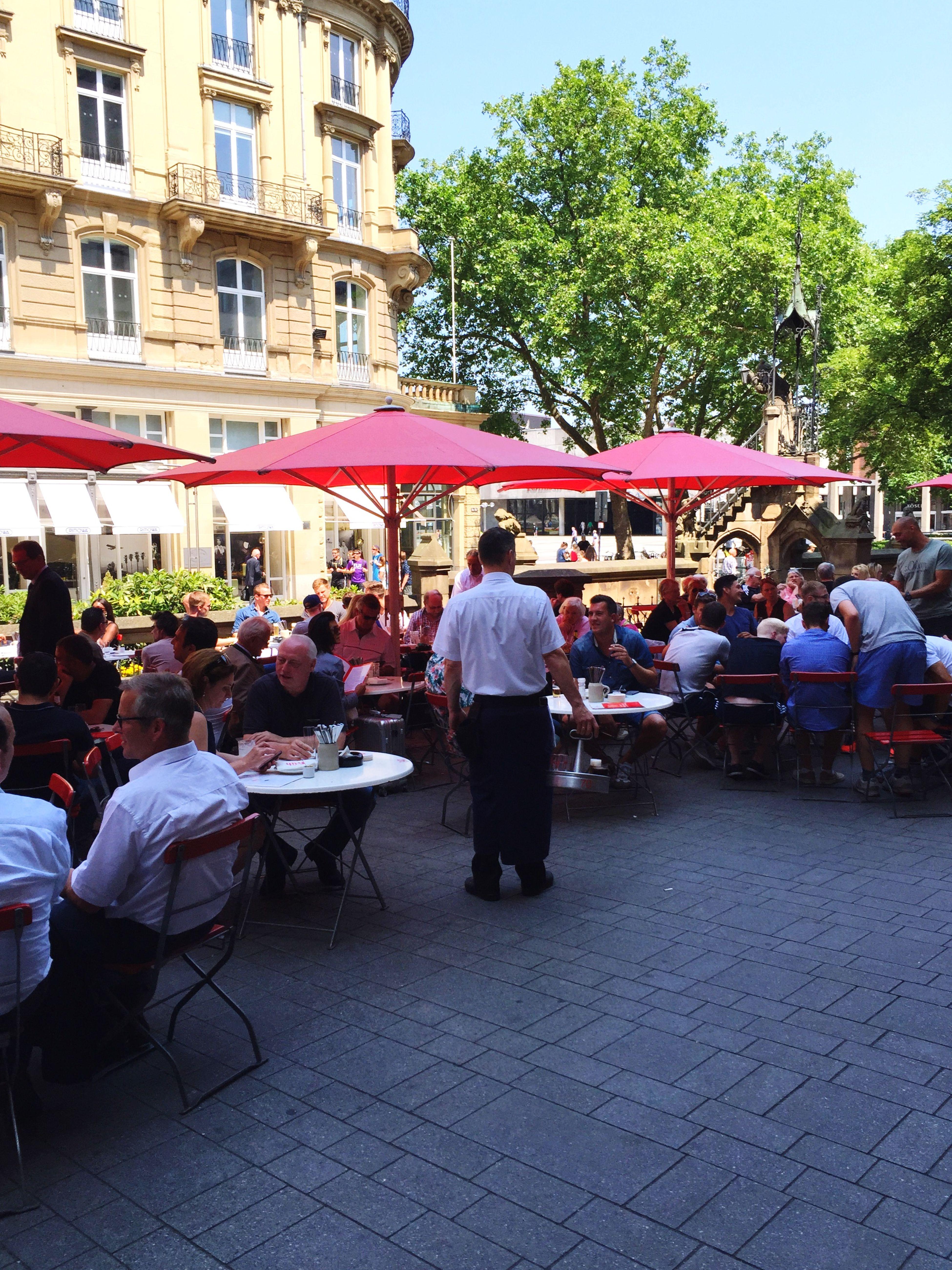 Cologne Köln Köllner Dom Früh Kölsch Früh Brauhaus Beer Bier