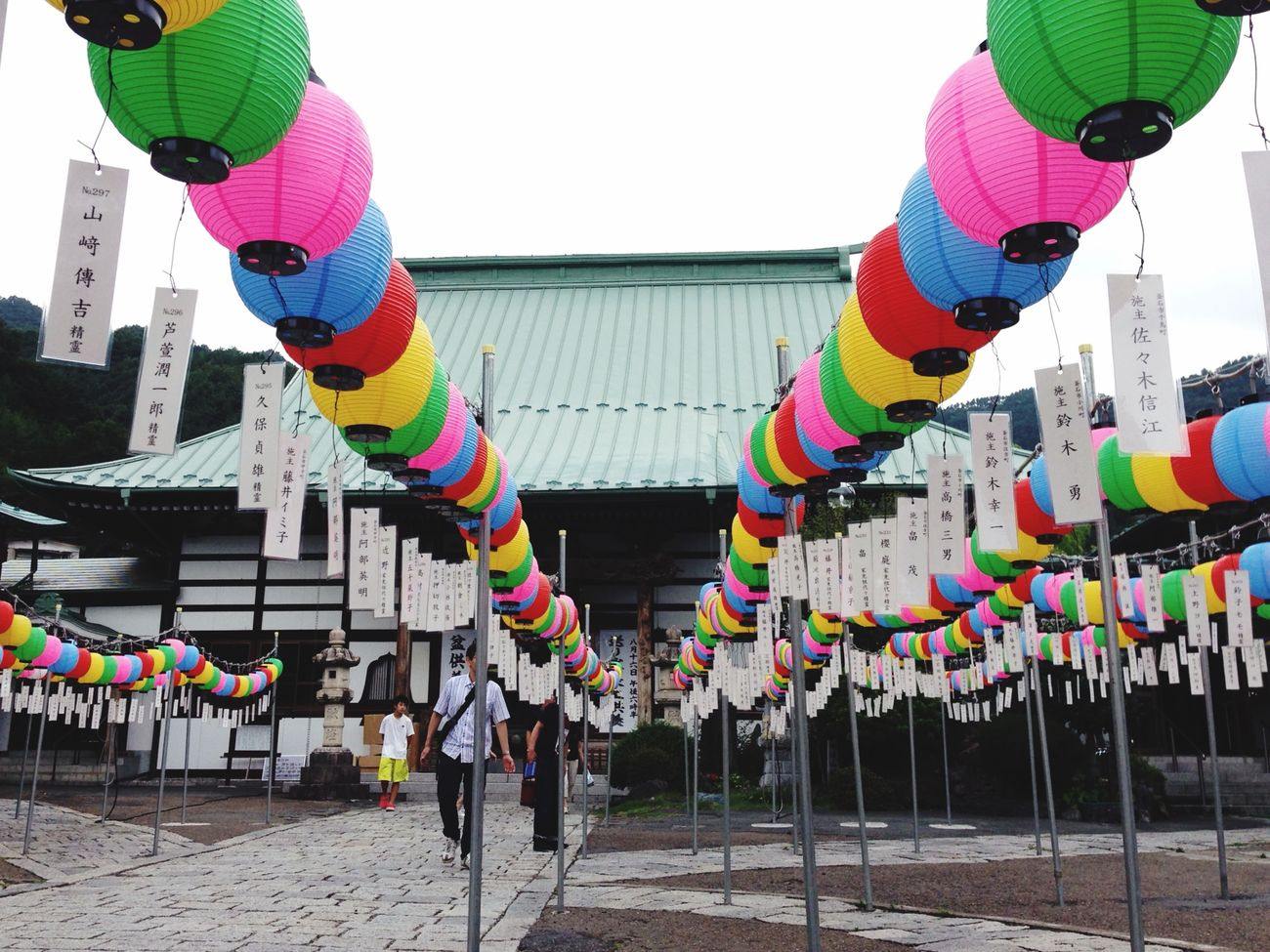 釜石 Kamaishi Lantern Japan Tohoku Colors Colorful Japanese Culture Traveling Discover Your City