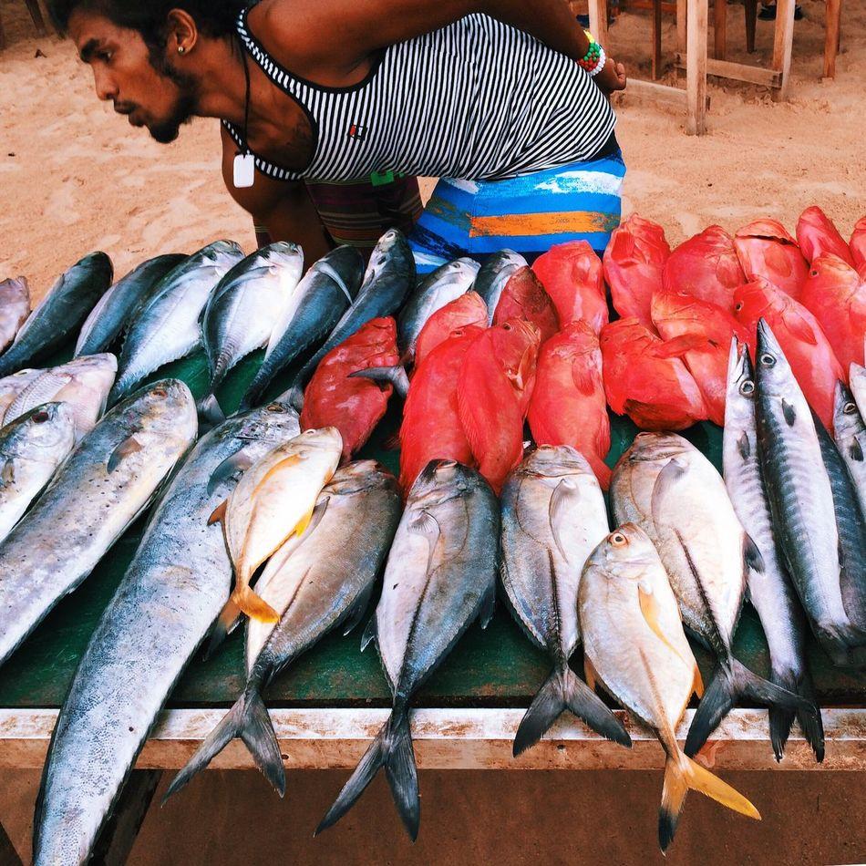 Being A Beach Bum Sunshine Sea Fish Streetphotography sebastianriegerphotos Minimalism EyeEm Best Shots Amazing People Colorful