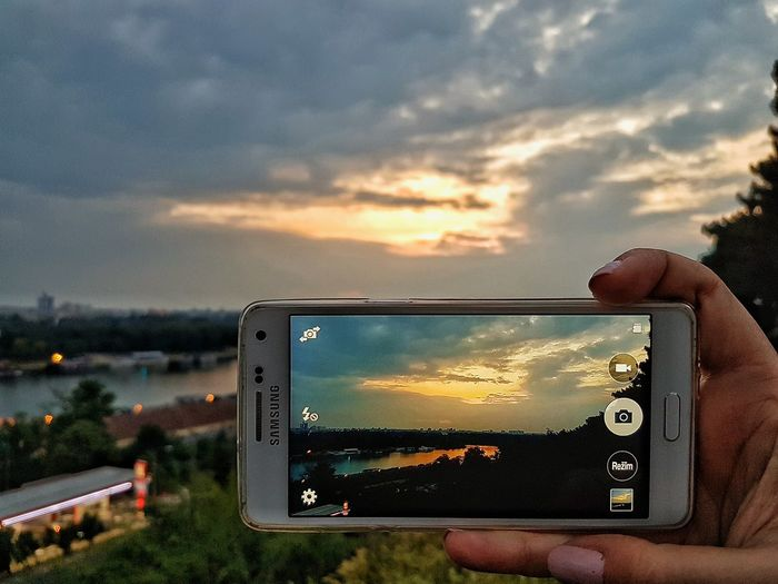 Sunset Sky Landscape Skyporn Enjoying The View Sky And Clouds Orange Sky Beautiful Hello World Serbian_beauties Belgrade Eye4photography  EyeEm Gallery Kalemegdanfortress Taking Photos Phone Photography Amazing View Viwe EyeEm Best Edits Ruver Sava River Riverside EyeEm Landscape Serbia Sunset_collection