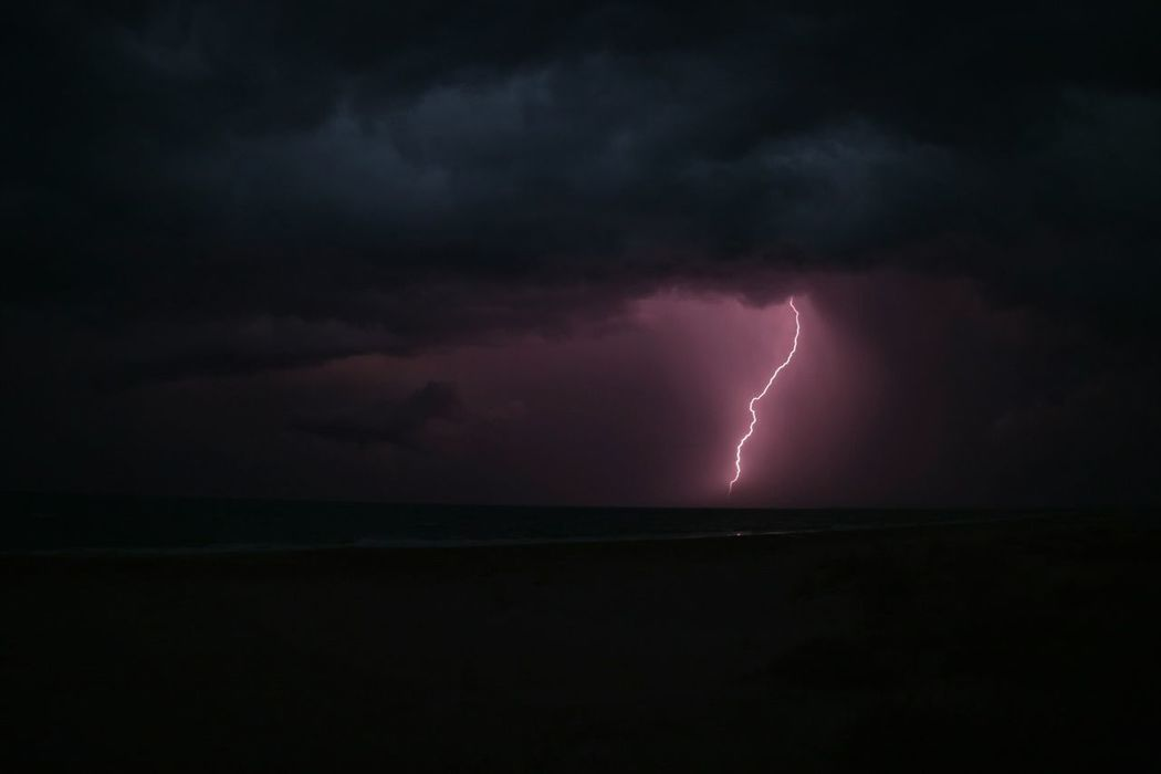Seascape Thunderlighting Storm Storm Clouds Stormclouds First Eyeem Photo Eye4photography  Thunderstorm Capture The Moment Learn & Shoot: Single Light Source Faces Of Summer Learn & Shoot: After Dark Landscapes With WhiteWall Neon Life Neon Life