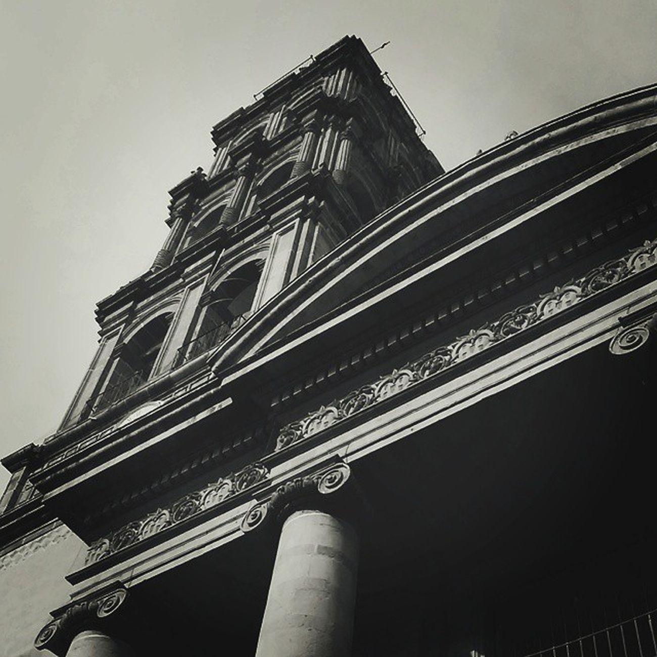 Pilares De Un Credo MyPhotography Mifotografia CelayaGto Mexico Arquitectura Art blackandwhite byJimPaloalto
