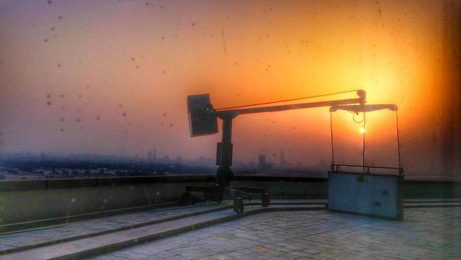 LGG3 Eyembestpics Eyemphotography Followme Picoftheday Photooftheday Android Dubai LGg3photography City 2016 Sky Landscape Sun Sunset Skyscraper UAE Like Like4like