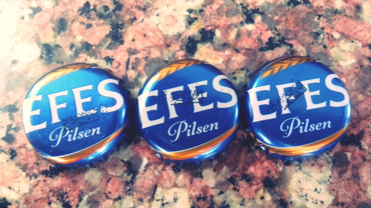 Good Morning Efes Pilsen Beer Summer Holiday