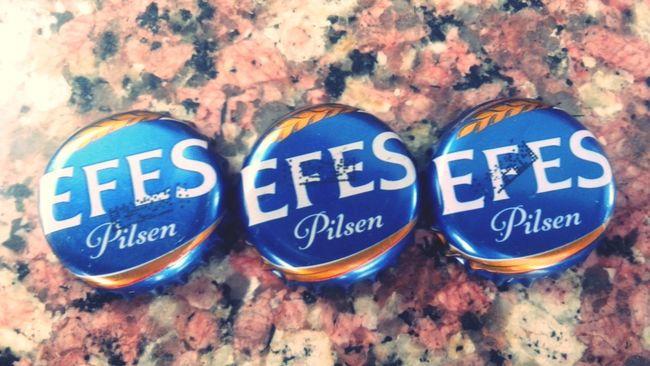Good Morning Efes Pilsen Beer Summer Holiday