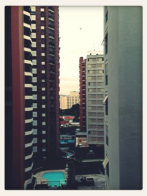 waking up happy in São Paulo by Steve B.