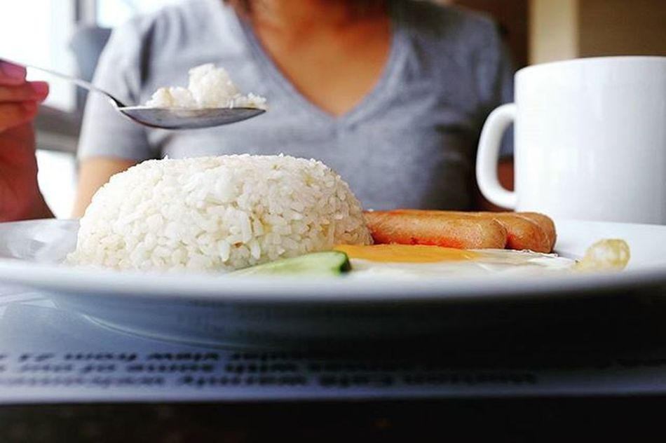 Good morning Iloilo! Starting my first day here right with some longsilog and Singaporean coffee Hungrylittleasiangirl X100t X100tfujifilm