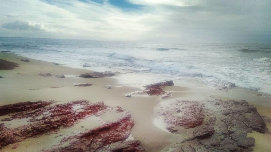 Sea Beach Sand Horizon Over Water Nature Water Cloud - Sky Beauty In Nature Scenics Outdoors Sky Day Wave No People Portugal Is Beautiful Portugal Figueira Da Foz, Portugal
