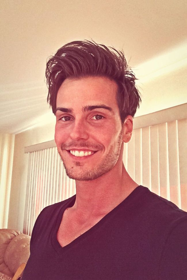 Selfie Self Portrait Model just opened an Instagram - @Riz_Ardo. Come find me