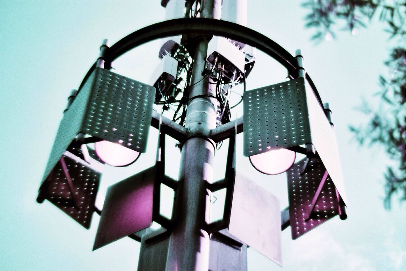 Street Photography Look Up Glen Park Street Lamp