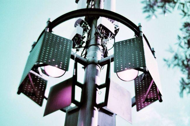 Street Photography Look Up Glen Park Street Lamp