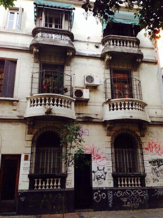 Architecture Architektur Edificios Antiguos Misteriosa Buenos Aires