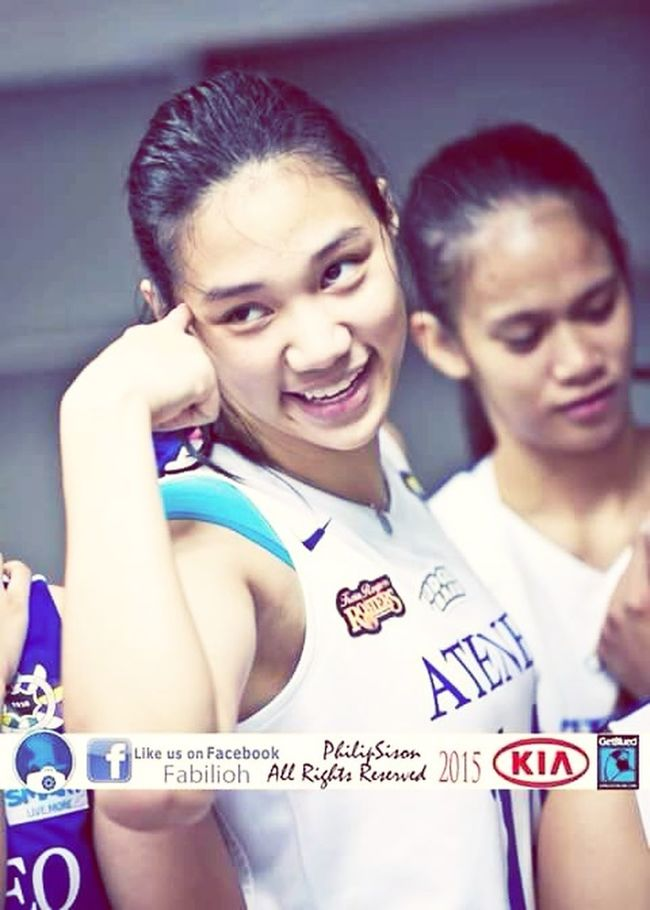 Beauty Beauty And Brains Admu Girlcrush Bea De Leon Swaggy Volleyball Players AteneoLadyEagles