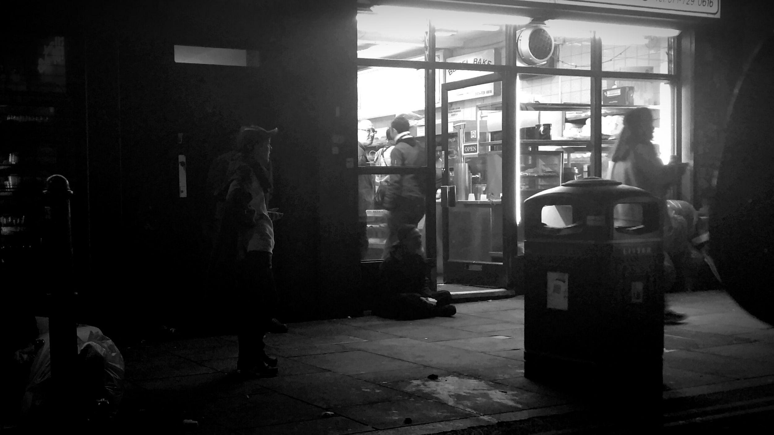 Bricklane LONDON❤ Londonlife Beigel Eastend Streetphotography People Homless