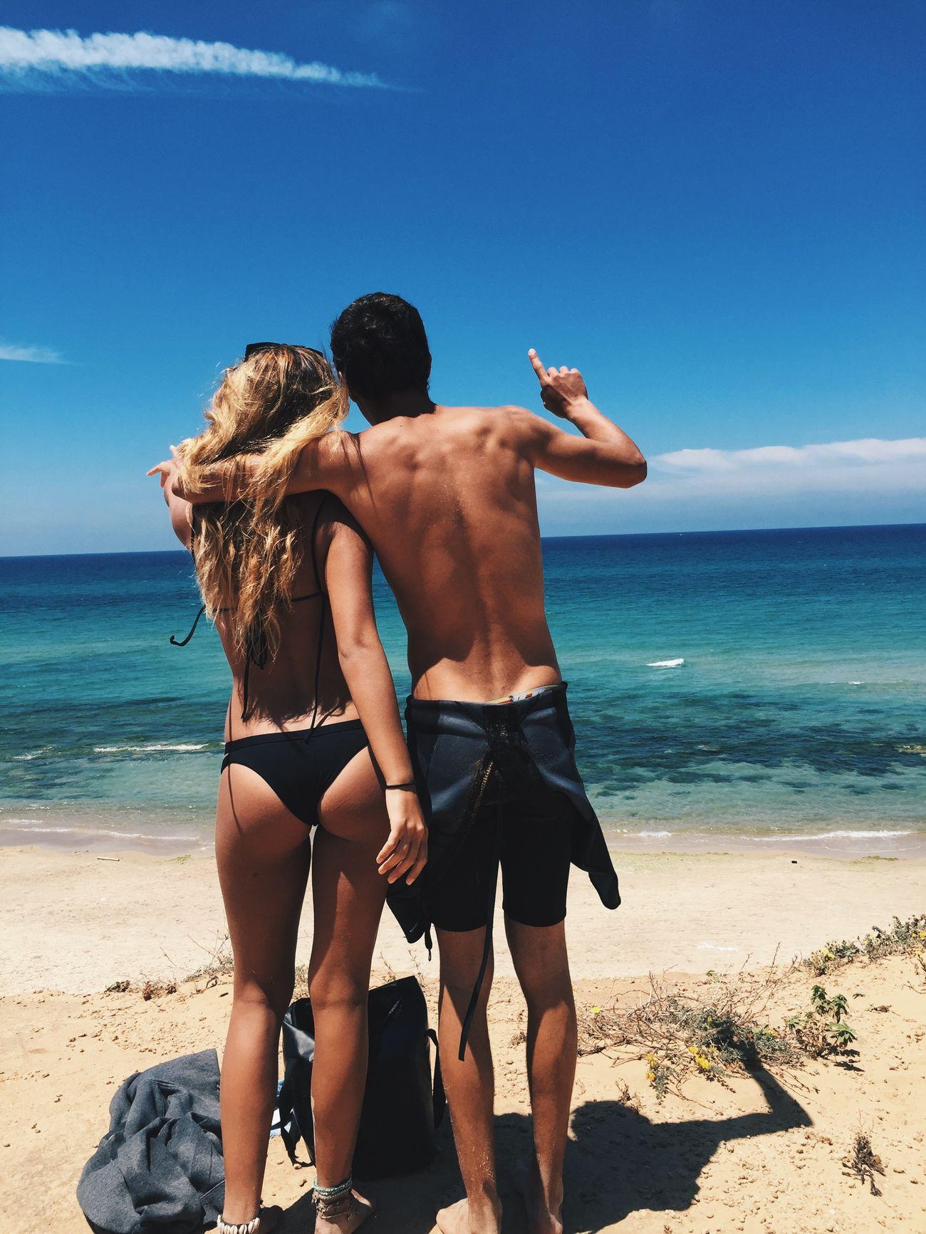 Beach kids 😎