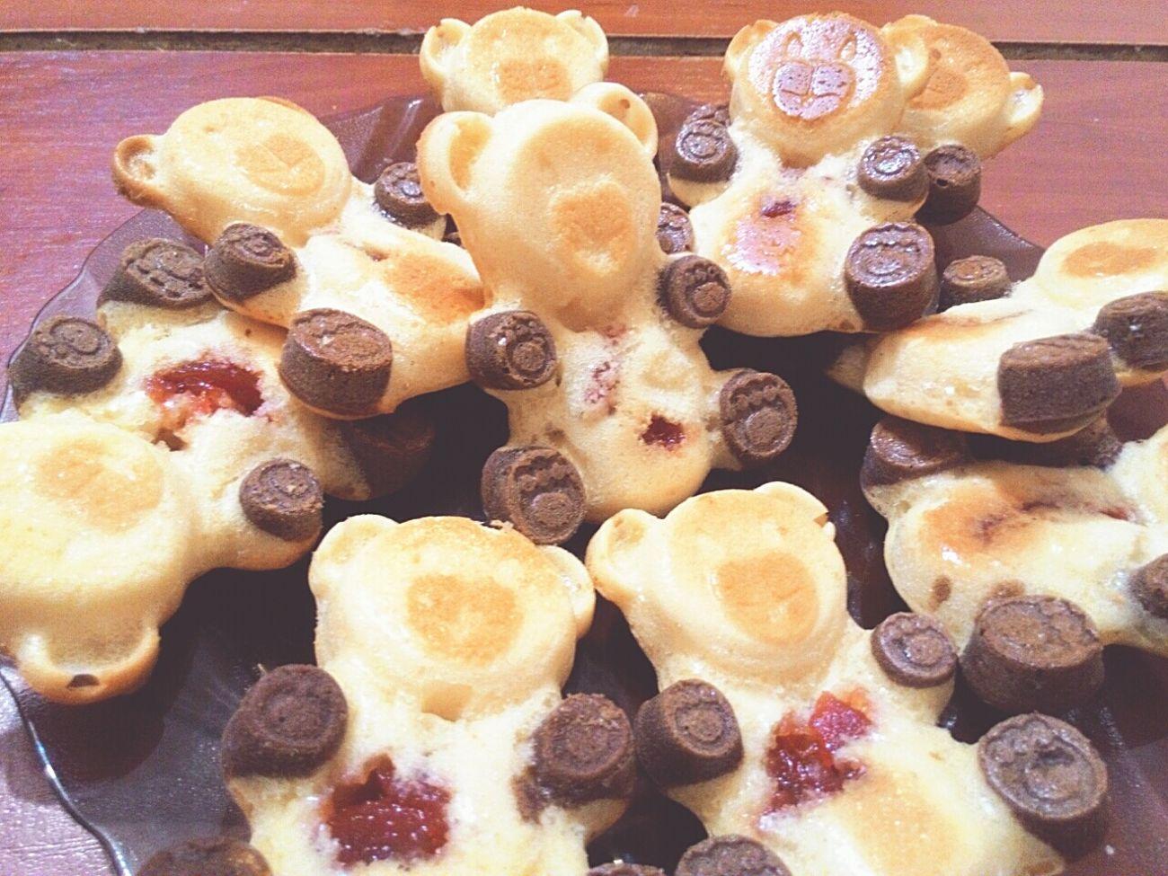Barni Cook  Pie Sweet Bear Litle Bear Teddybear