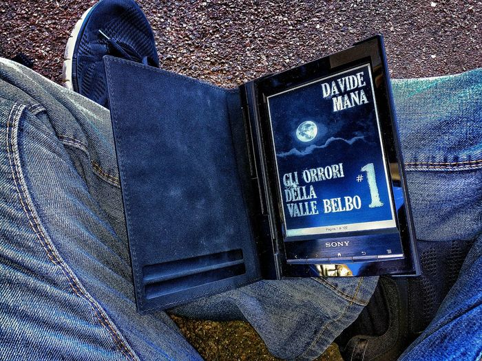 Reading Ebook Davide Mana Valle Belbo Horror Pulp