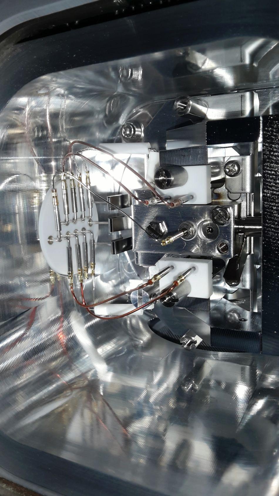 Ion Source Science Physics Lab Riyadh