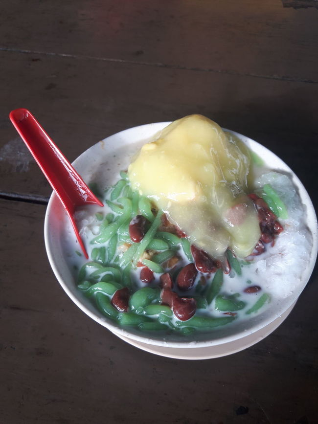Cendol Durian Vertical Food And Drink Food Freshness Ready-to-eat No People Indoors  Close-up Flavored Ice Day Cendol Cendol Durian Durian Iceblended Blended Ice Food