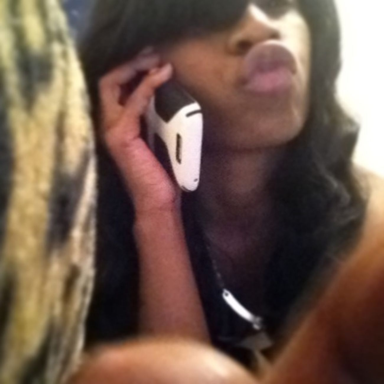 IF We Not In Each Other Face We On The Phone 24/24 !