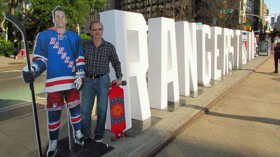 Rangerstown! Nyrangers Rangers RangersHockey
