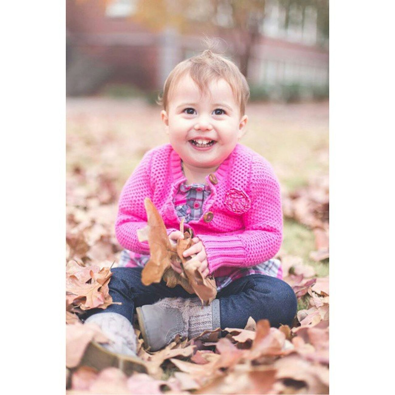A little fall fun. Love my Kennedy_claire Fall Eastcarolina Emyew familyphotography family