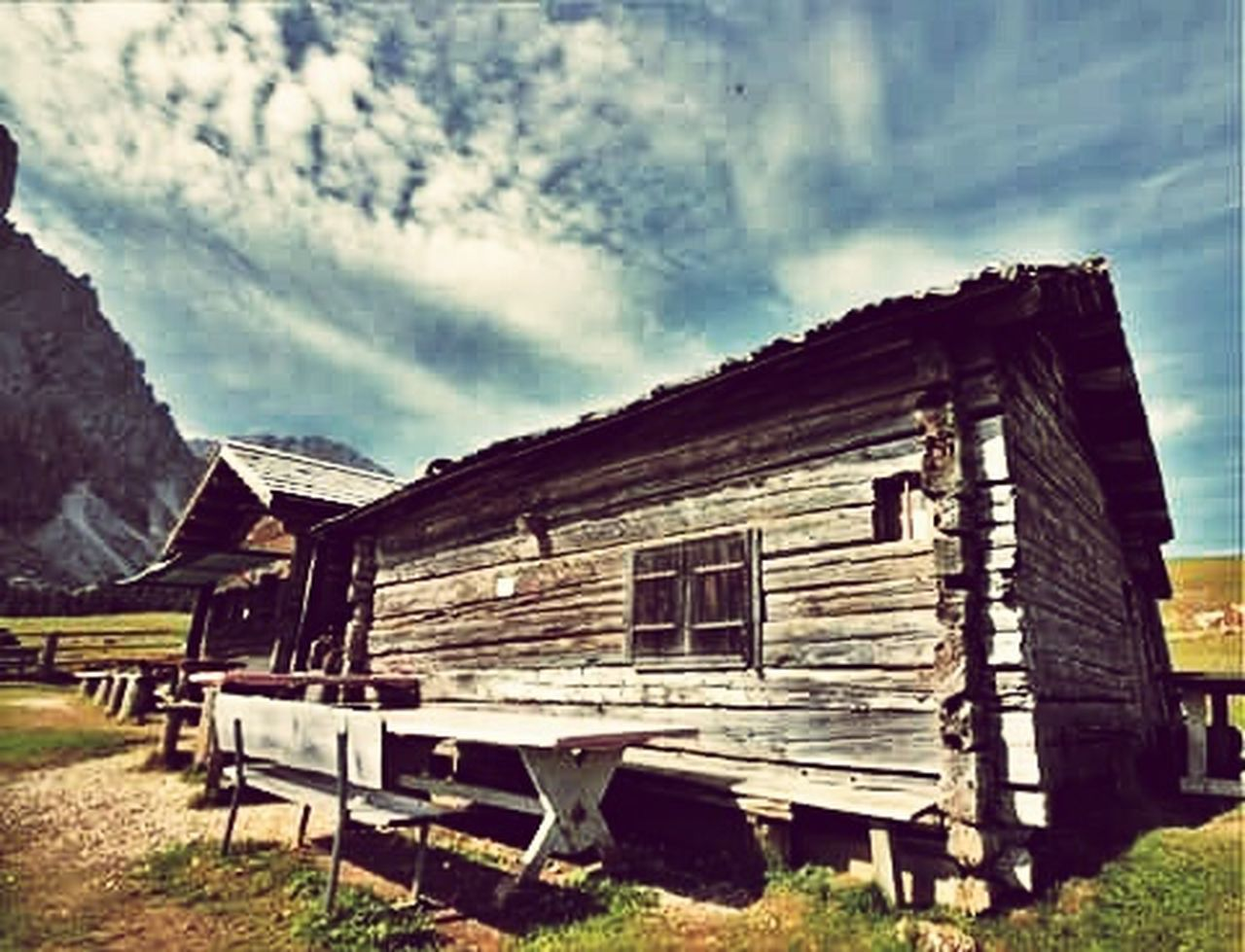 Casa Architecture Montain  Montagna Nature Photography