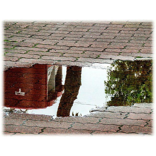 💦 雨上がり🎶😊 After the rain🎶😊 * * 水溜まり Puddle 風景 Landscape 自然Nature 名古屋 Nagoya 日本 Japanaichi 眺め眺望VistaviewOutlook 展望景色綺麗爽やかlove_world worldbestgram skyigworld igworldclub foto_naturel 💦 view_Japan_nagoya_mitu