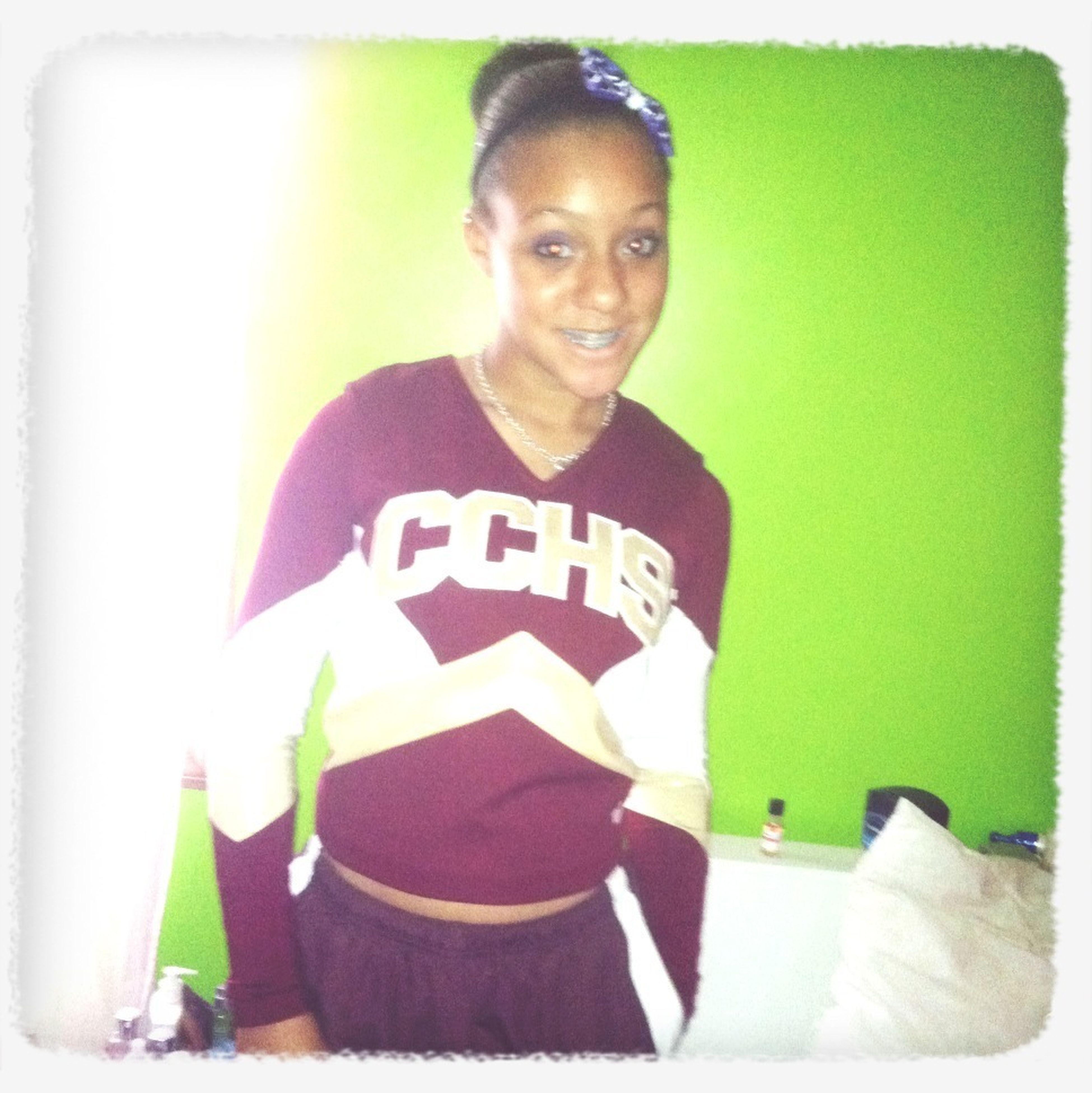 Cheerleading Life