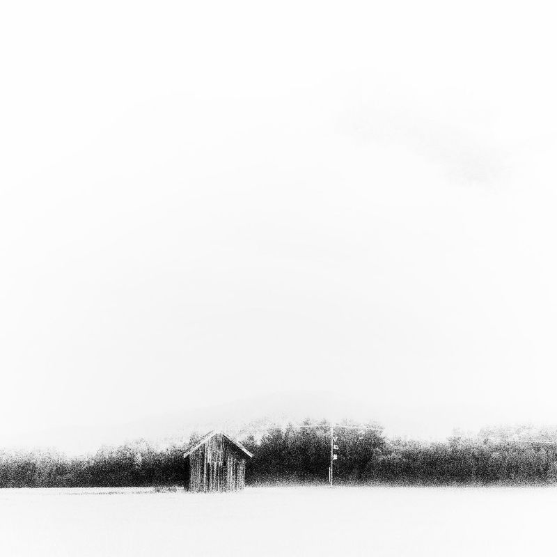 September Days Blackandwhite The Minimals (less Edit Juxt Photography) The Kingdom Of Red Barns