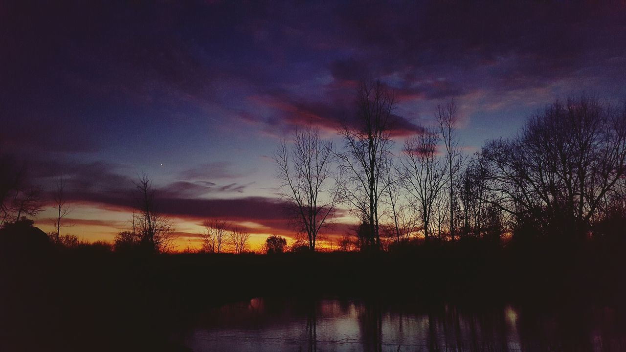Landscape_Collection Sunset Colors Scenery Shots Scenery💋 Trees And Sky trees and nature Sky collection Sky And Clouds