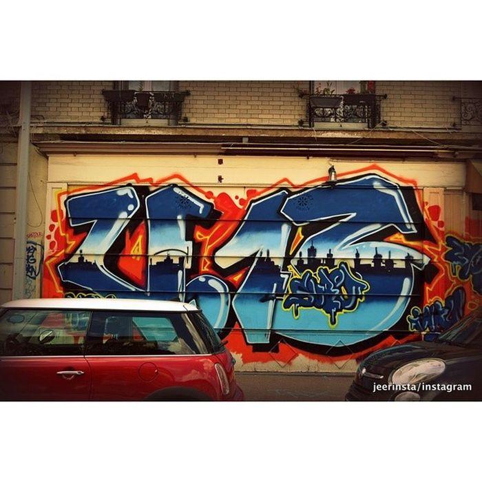Streetart Montrouge