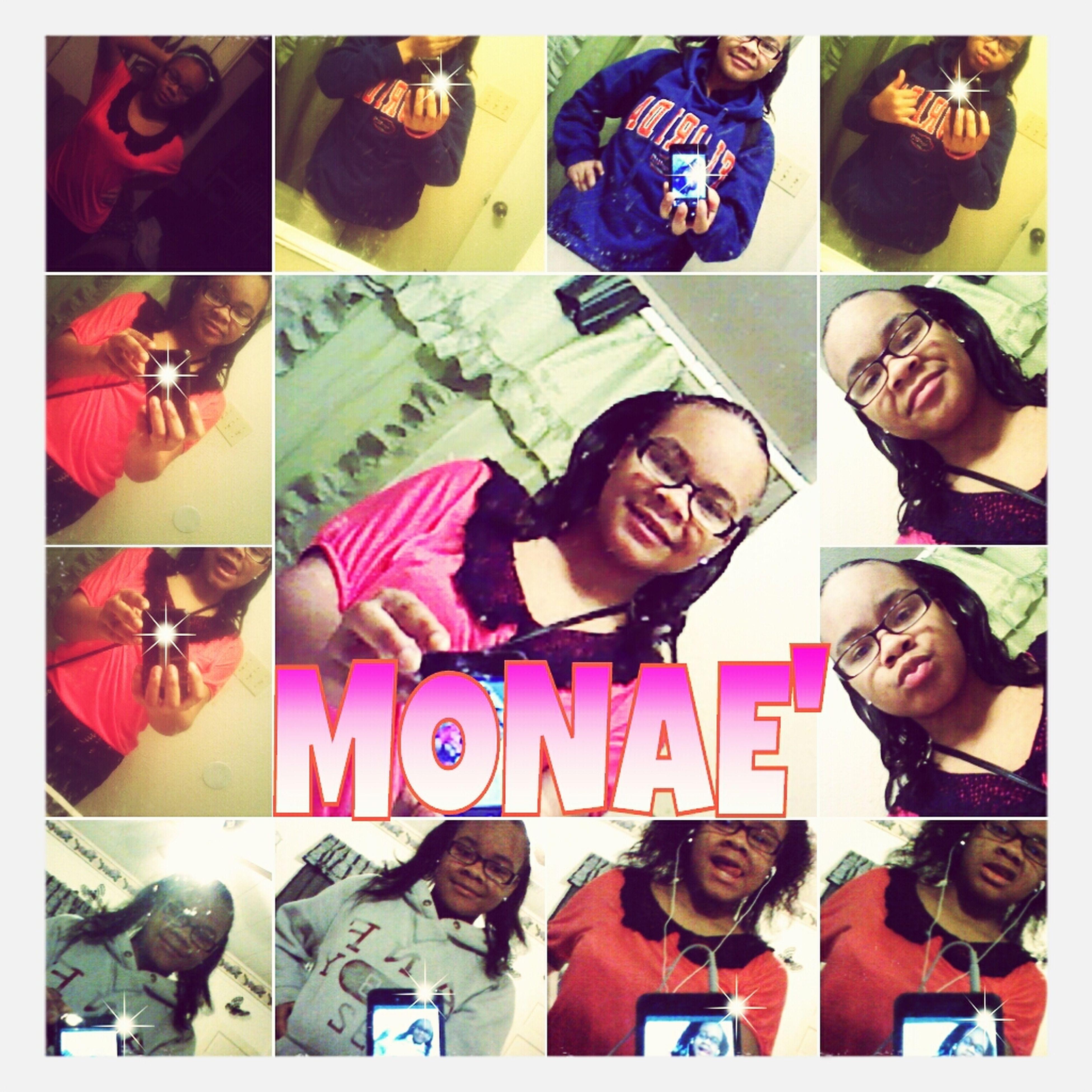 Yeaaa Yaaa Girl Monaee'