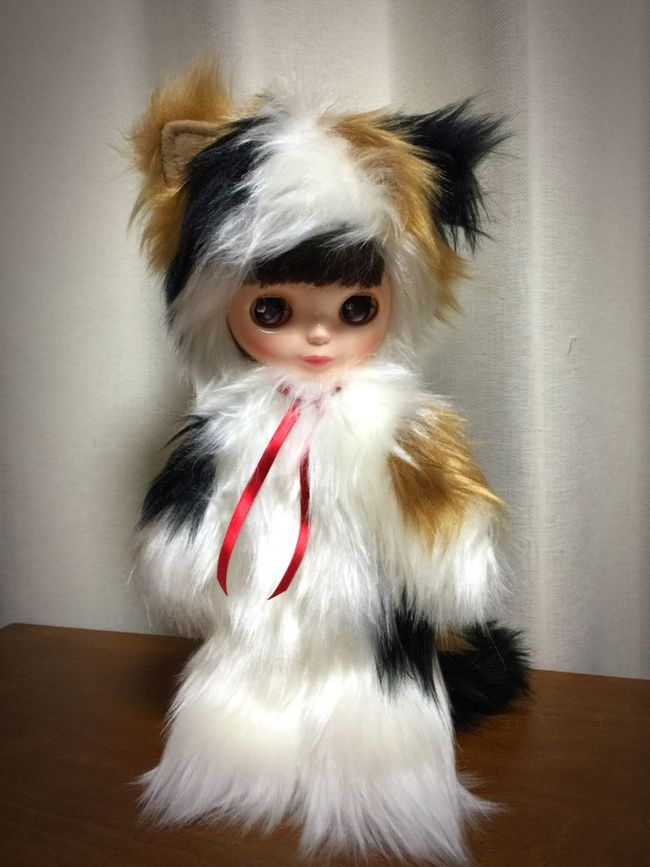 Blythe ブライス Kwaii Doll 着ぐるみ
