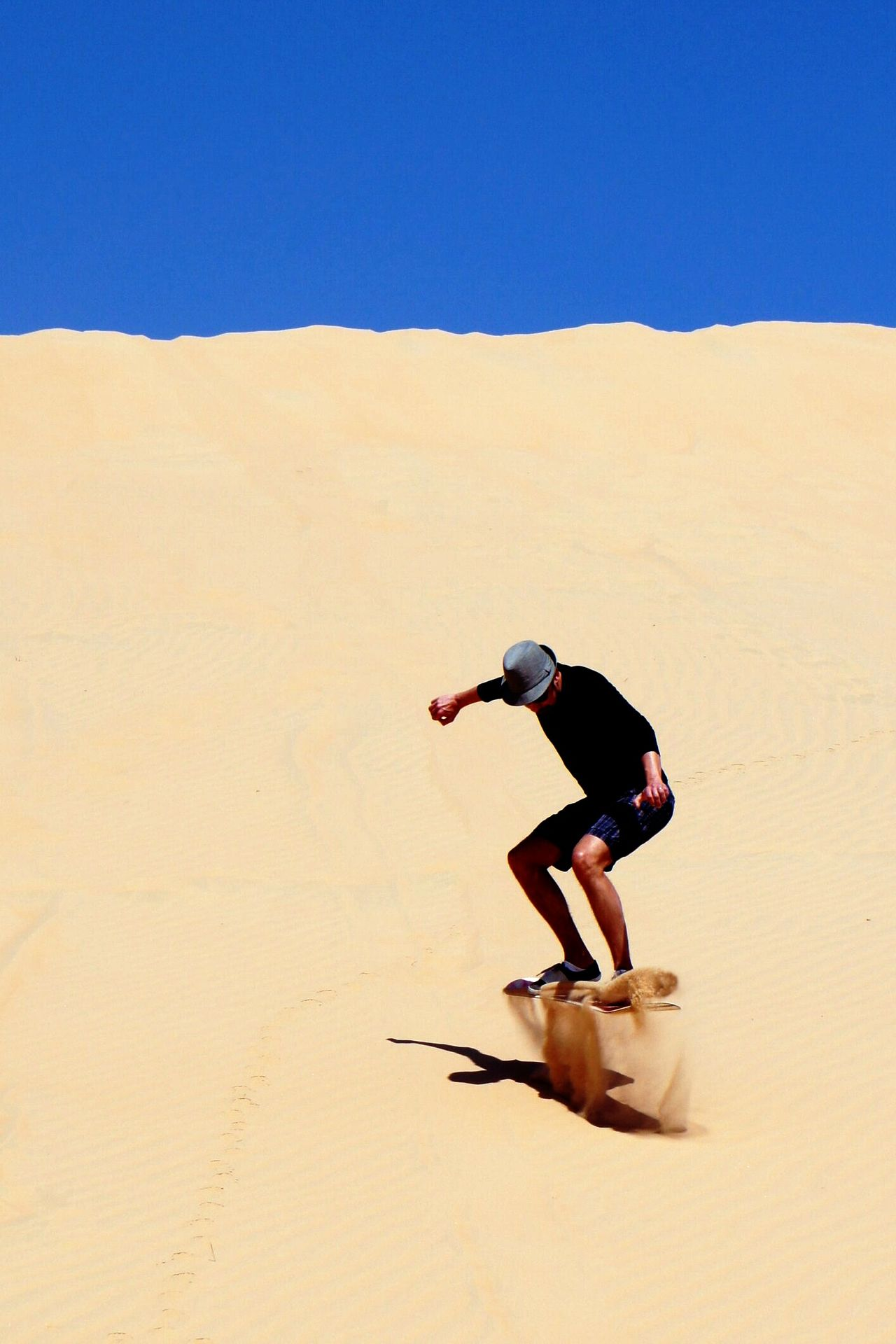 Beautiful stock photos of desert, Adventure, Balance, Casual Clothing, Clear Sky