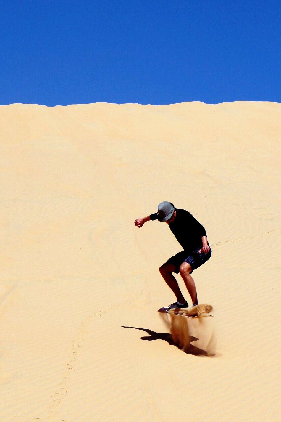 Beautiful stock photos of desert, Adventure, Balance, Casual Clothing, Clear Sky
