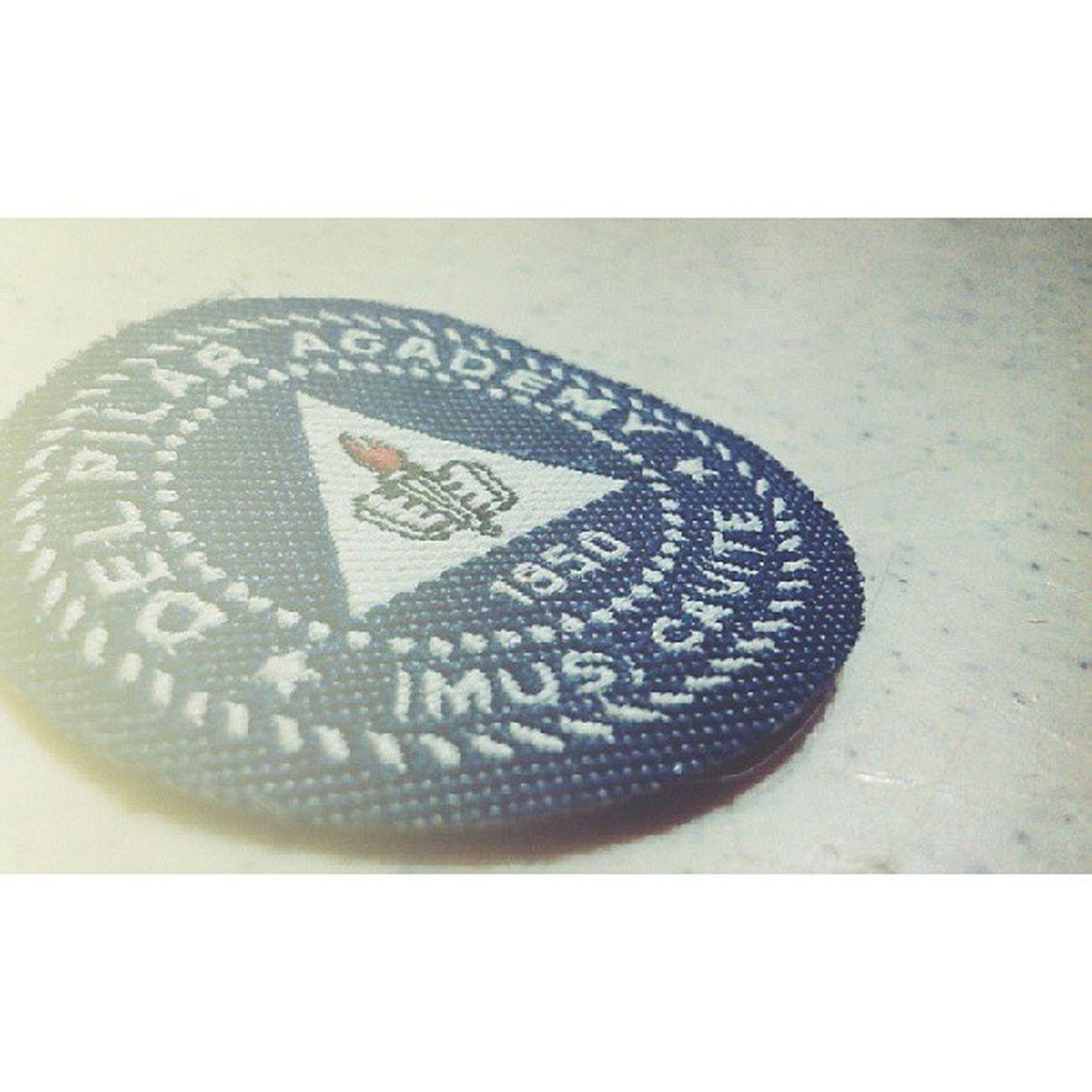 I miss my Alma Mater. ♥ Delpa Almamater Dpa HSMemories GoodMorning! :)