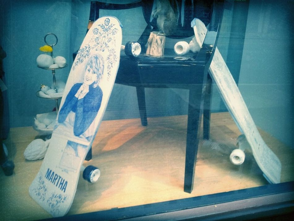 Ceramic Skateboards