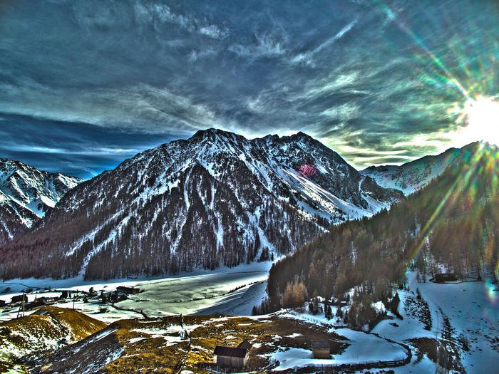 Dji, Drone, Landscape,Austria,Tirol,