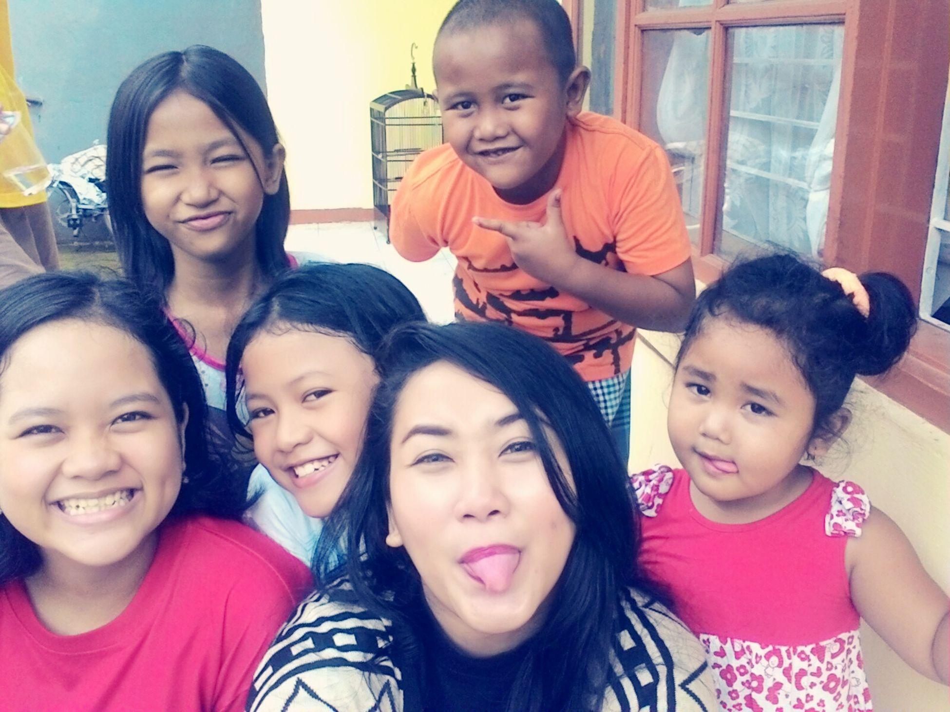 Hi! Relaxing Family❤ Family Time Kumpul Bocah
