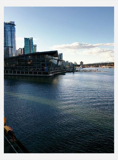 Discover Your City vancouver Convention Center coal harbour